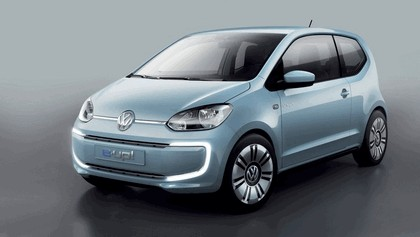 2011 Volkswagen e-Up concept 1