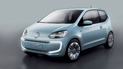 2011 Volkswagen e-Up concept 8