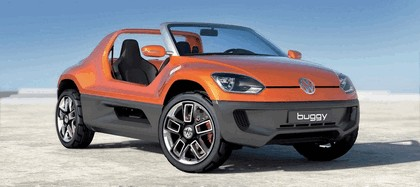 2011 Volkswagen Buggy Up concept 1