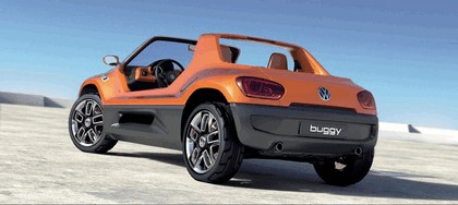 2011 Volkswagen Buggy Up concept 2