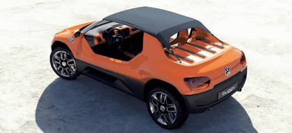 2011 Volkswagen Buggy Up concept 4