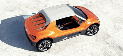 2011 Volkswagen Buggy Up concept 5