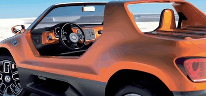 2011 Volkswagen Buggy Up concept 7