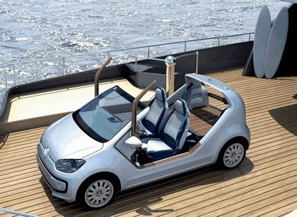 2011 Volkswagen Azzurra Sailing Team Up concept 1