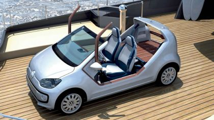 2011 Volkswagen Azzurra Sailing Team Up concept 2