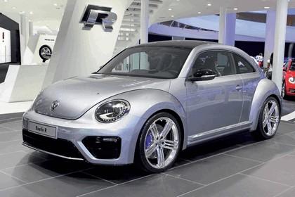 2011 Volkswagen Beetle R prototype 3