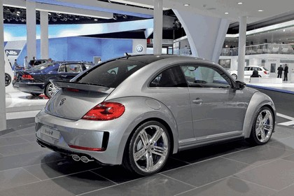 2011 Volkswagen Beetle R prototype 4
