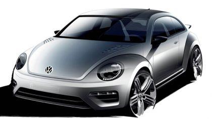 2011 Volkswagen Beetle R prototype 9