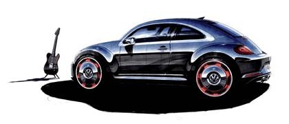 2011 Volkswagen Beetle Fender study 3