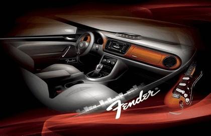 2011 Volkswagen Beetle Fender study 4