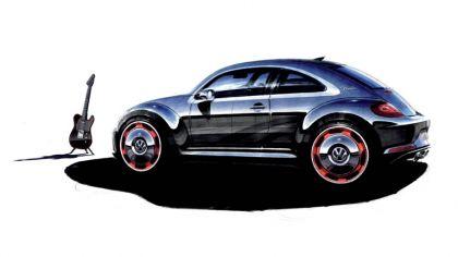 2011 Volkswagen Beetle Fender study 5
