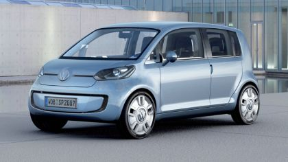 2007 Volkswagen Concept space up 5
