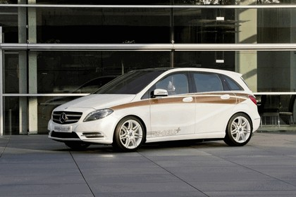 2011 Mercedes-Benz Concept B-Class E-cell Plus concept 2