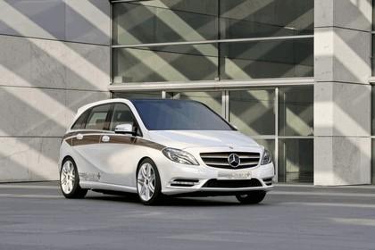 2011 Mercedes-Benz Concept B-Class E-cell Plus concept 7