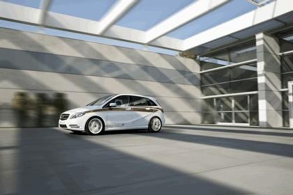 2011 Mercedes-Benz Concept B-Class E-cell Plus concept 10