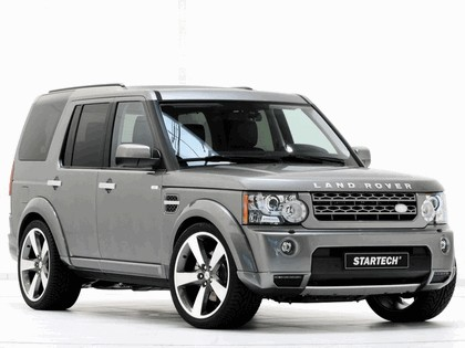 2011 Land Rover Discovery 4 by Startech 1