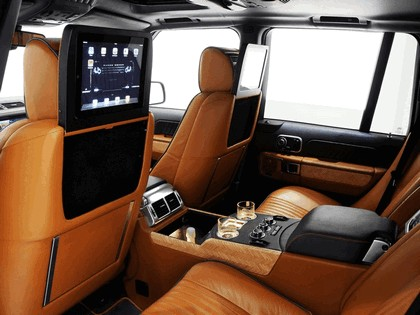 2011 Land Rover Range Rover Supercharged by Startech 6