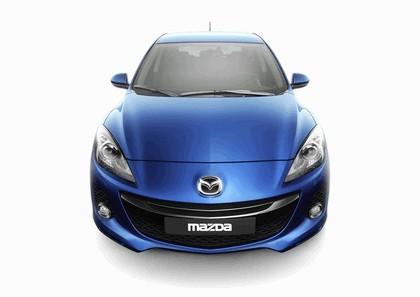 2011 Mazda 3 hatchback 4