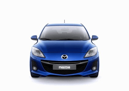2011 Mazda 3 hatchback 5
