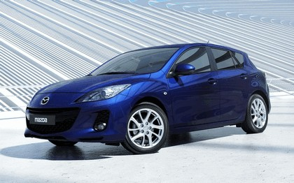 2011 Mazda 3 hatchback 9