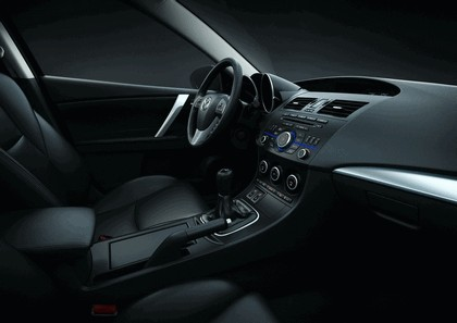2011 Mazda 3 hatchback 53
