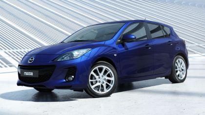 2011 Mazda 3 hatchback 1