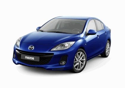 2011 Mazda 3 sedan 1