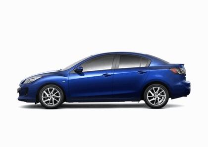 2011 Mazda 3 sedan 2