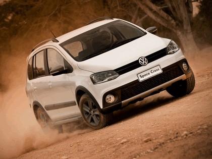 2011 Volkswagen Polo Space Cross 2