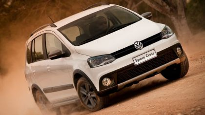 2011 Volkswagen Polo Space Cross 3