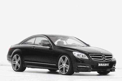 2011 Mercedes-Benz CL-klasse ( C216 ) by Brabus 3