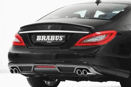 2011 Mercedes-Benz CLS-klasse ( C218 ) with AMG sportpackage by Brabus 9