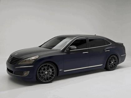 2010 Hyundai Equus by RMR Signature 1