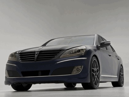 2010 Hyundai Equus by RMR Signature 3