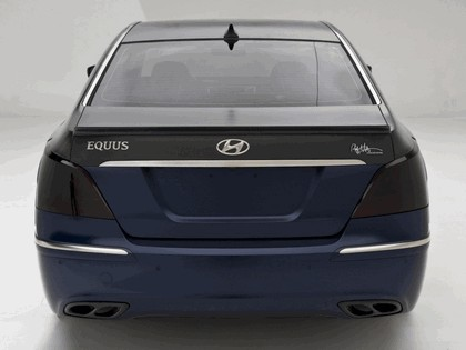 2010 Hyundai Equus by RMR Signature 5