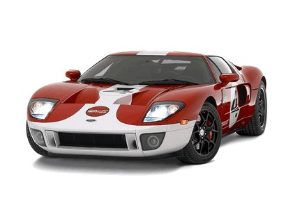 2011 Ford GT Camilo Edition Twin Turbo by Heffner 1