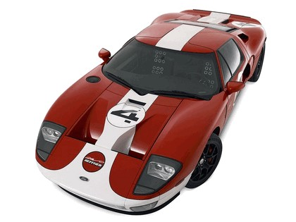 2011 Ford GT Camilo Edition Twin Turbo by Heffner 4