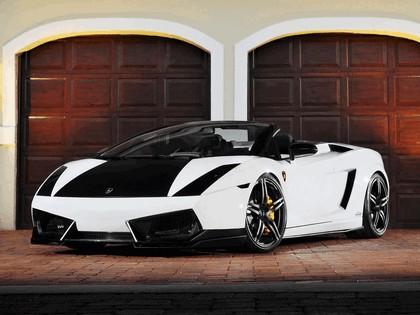 2008 Lamborghini Gallardo Spyder Twin Turbo by Heffner 1
