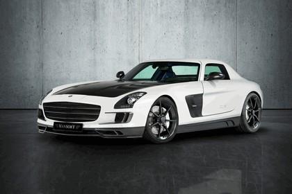 2011 Mercedes-Benz SLS 63 AMG ( C197 ) by Mansory 2