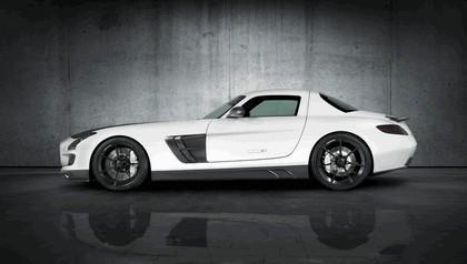 2011 Mercedes-Benz SLS 63 AMG ( C197 ) by Mansory 8