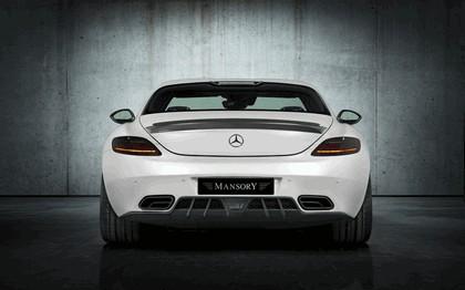 2011 Mercedes-Benz SLS 63 AMG ( C197 ) by Mansory 9
