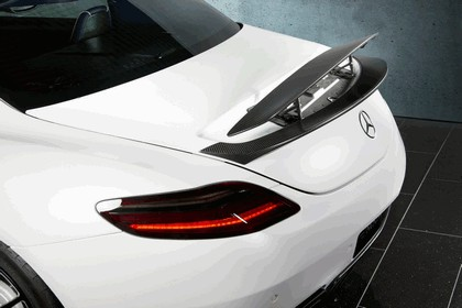 2011 Mercedes-Benz SLS 63 AMG ( C197 ) by Mansory 19