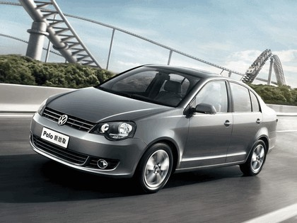 2010 Volkswagen Polo Classic - Chinese version 1
