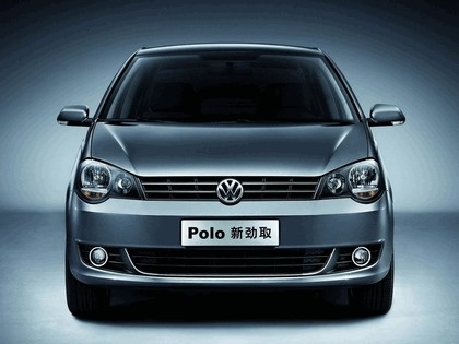 2010 Volkswagen Polo Classic - Chinese version 2