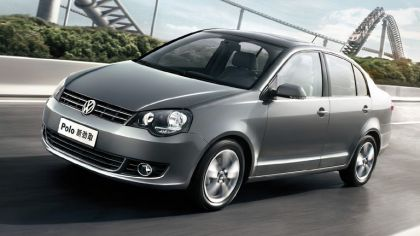 2010 Volkswagen Polo Classic - Chinese version 9