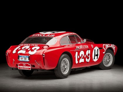 1952 Ferrari 340 Mexico Vignale berlinetta 2