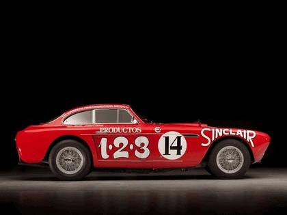 1952 Ferrari 340 Mexico Vignale berlinetta 5