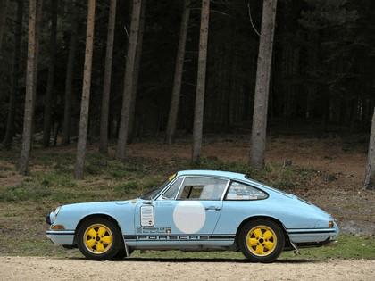 1965 Porsche 911 SWB - FIA rally car 2