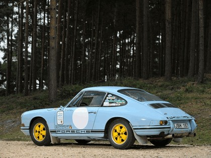 1965 Porsche 911 SWB - FIA rally car 3