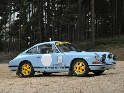1965 Porsche 911 SWB - FIA rally car 6